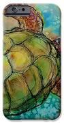 Sea Turtle Endangered Beauty IPhone 6s Case by M C Sturman