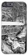 Sentinel Pine Covered Bridge - Franconia Notch State Park New Hampshire Usa IPhone Case by Erin Paul Donovan