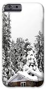 Snow House- Gulmarg- Kashmir- India- Viator's Agonism IPhone 6s Case