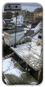 Snow In The South End IPhone Case by Eric Gendron