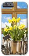 Spring Window IPhone Case by Amanda And Christopher Elwell