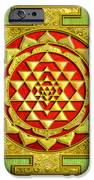 Sri Gold Yantra IPhone 6s Case by Lila Shravani