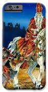 St Nicholas And Dark Peter IPhone 6s Case by Lynette Yencho