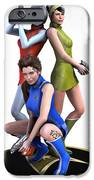 Star Trek - Kirks Angels IPhone 6s Case by Frederico Borges