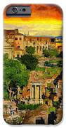 Sunset In Rome IPhone 6s Case by Stefano Senise