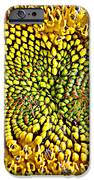 Swirling Sunflower Bloom IPhone 6s Case