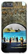The Ancient City Of Rhodes IPhone 6s Case by Judy Paleologos