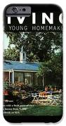 The Exterior Of A House And Patio Furniture IPhone 6s Case by Nowell Ward