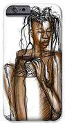 The Rain Queen IPhone 6s Case by Khaya Bukula