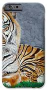 The Tiger IPhone 6s Case by Barbara Pelizzoli