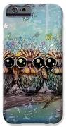 Three Little Night Owls IPhone 6s Case