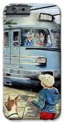 Train Stop At The Diner IPhone 6s Case by Chris Dreher