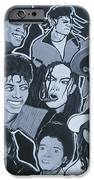 Tribute To Michael Jackson IPhone 6s Case by Gary Niles