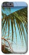Unplugged In Paradise IPhone 6s Case by Sharon McLain