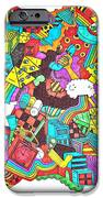 Wackadoo IPhone 6s Case by Chelsea Geldean