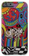 Watching..one Eye Open IPhone 6s Case by Carol Hamby