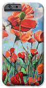 Whispering Poppies IPhone 6s Case by Andrei Attila Mezei