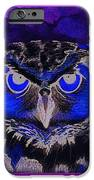 2011 Dreamy Horned Owl Negative IPhone 6s Case by Lilibeth Andre