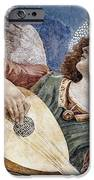 Angel With A Lute IPhone Case by Granger