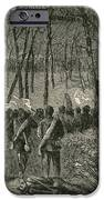 Battle Of The Wilderness, 1864 IPhone Case by Photo Researchers