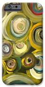 Green Abstract Feeling IPhone 6s Case by Draia Coralia