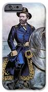 Lieutenant General Ulysses S Grant IPhone Case by Photo Researchers