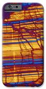 Moon Rock, Transmitted Light Micrograph IPhone Case by Michael W. Davidson