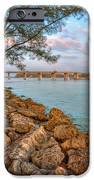 Rocks And Water Longboat Pass Bridge IPhone 6s Case by Jenny Ellen Photography