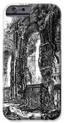Ruins Of Roman Aqueduct, 18th Century IPhone Case by Photo Researchers