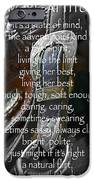 Cowgirl Attitude IPhone Case by Gwyn Newcombe