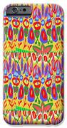 Happy Celebrations Abstract Acrylic Painting Fineart From Navinjoshi At Fineartamerica.com These Gra IPhone 6s Case by Navin Joshi