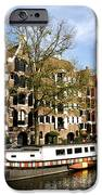 Prinsengracht IPhone Case by Fabrizio Troiani