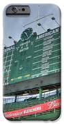 Wrigley Scoreboard IPhone Case by David Bearden