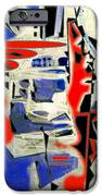 Abstract Cafe I IPhone 6s Case by Therese AbouNader