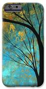Abstract Landscape Art Passing Beauty 3 Of 5 IPhone Case by Megan Duncanson