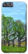 All Fenced In Along The Blue Ridge Parkway IPhone 6s Case by Kerri Farley