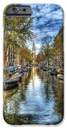 Amsterdam IPhone Case by Svetlana Sewell