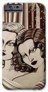 Arielle And Gabrielle In Sepia Tone IPhone 6s Case