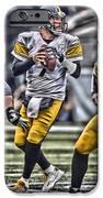 Ben Roethlisberger Pittsburgh Steelers Art IPhone 6s Case