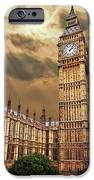 Big Ben's House IPhone Case by Meirion Matthias