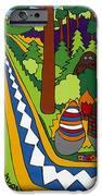 Big Foot IPhone 6s Case by Rojax Art