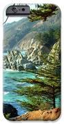 Big Sur Vista IPhone Case by Charlene Mitchell