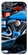 Blue Bike IPhone 6s Case by Tony Reddington
