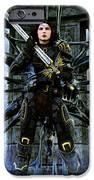 Boudica IPhone 6s Case by Gabor Gabriel Magyar - Forgottenangel