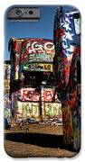 Cadillac Ranch IPhone Case by Lana Trussell