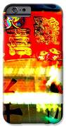 Chinatown Window Reflection 4 IPhone 6s Case by Marianne Dow