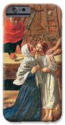 Christ In The House Of His Parents IPhone Case by JE Millais and Rebecca Solomon