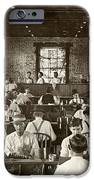 Cigar Factory, 1909 IPhone Case by Granger