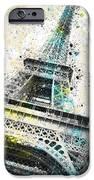City-art Paris Eiffel Tower Iv IPhone 6s Case by Melanie Viola