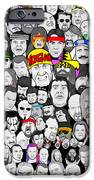 Classic Wrestling Superstars IPhone 6s Case by Gary Niles